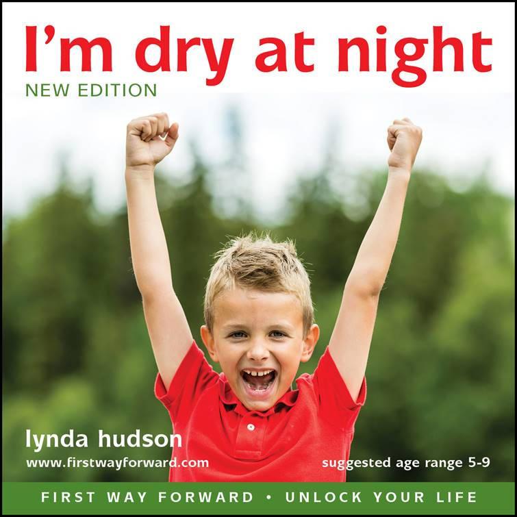 I'm dry at night