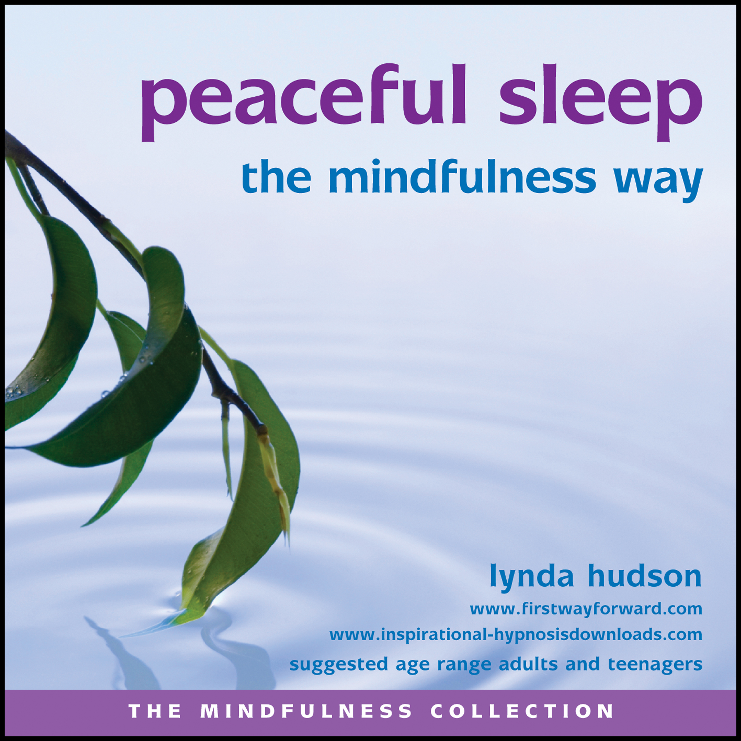 Peaceful sleep the mindfulness way