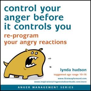 Control your anger before it controls you