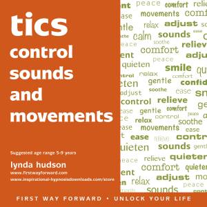 Tics Control sounds and movements