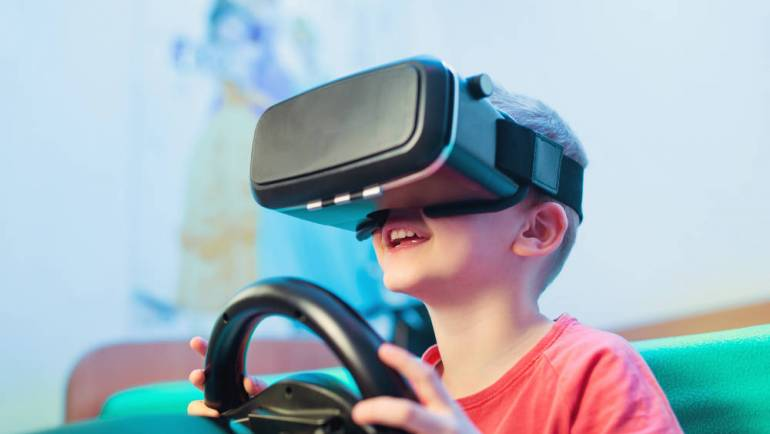 Calling all hypnotherapists! Help a child create his own virtual world in Hypnotherapy!