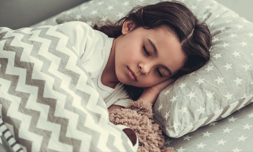 Well-slept kids and how to have one