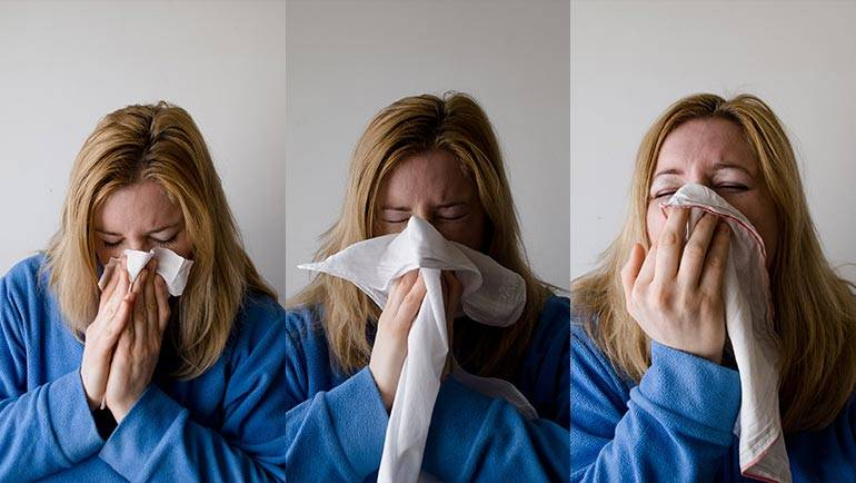 Colds are the bane of a hypnotherapist's life!