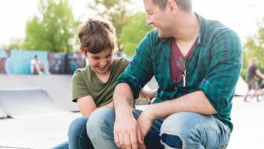 Seven top tips to boost your child's self-esteem