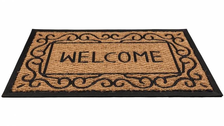 Seven reasons to stop being a doormat!