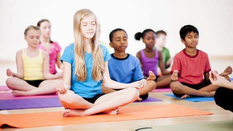 Mindfulness Meditation: It stops the scary stuff!