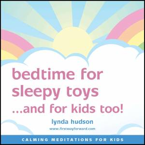 Calming meditations for kids