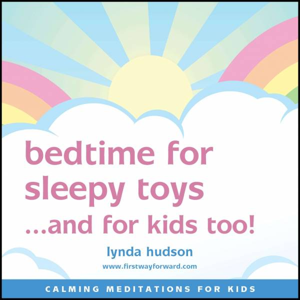 Calming meditations for kids